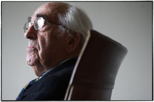 Der Kinder- und Jugendpsychiater Reinhart Lempp (1923 – 2012) Foto: Heinz Heiss