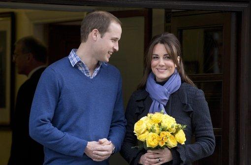 Prinz William bleibt für seine Kate zu Hause