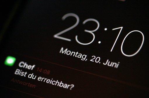 Arbeitnehmer in Deutschland leisten mehr Überstunden