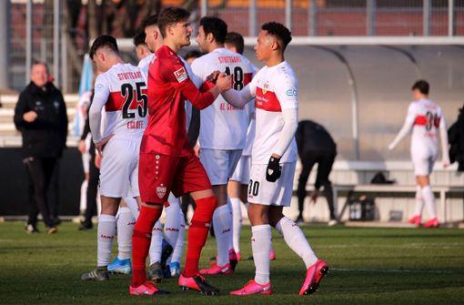 VfB gewinnt die Generalprobe vor dem Pflichtspielstart