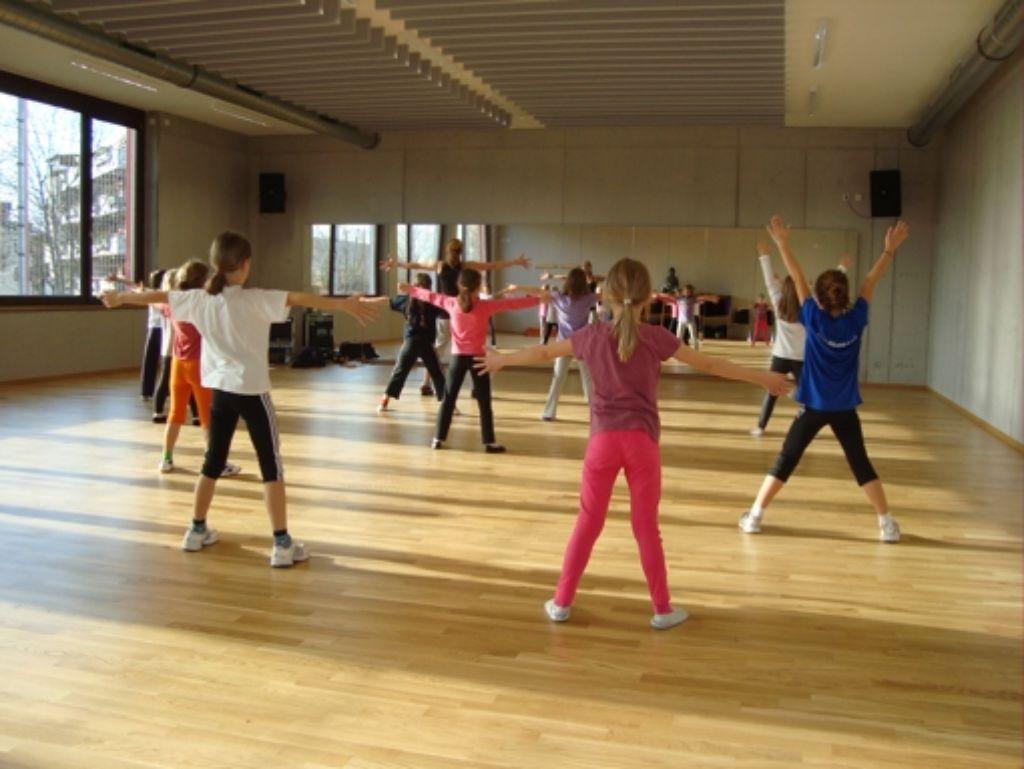 In den Faschingsferien stand ein Tanzkurs auf dem Programm. Foto: privat