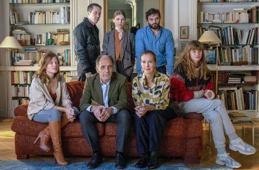 Paris auf der Couch eines Psychoanalytikers