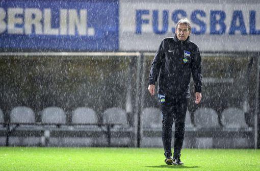 Jürgen Klinsmanns Karriere in Bildern