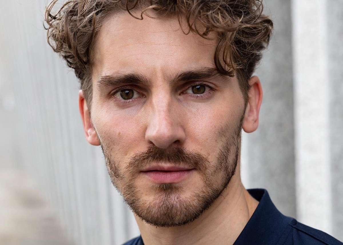 Der Schauspieler Martin Bruchmann. Foto: Juan Camilo Roa