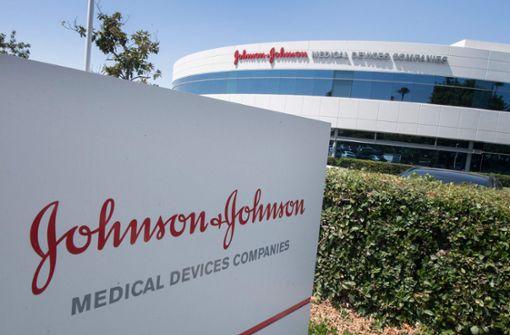 Johnson & Johnson verschiebt Impfstoff-Auslieferung in Europa