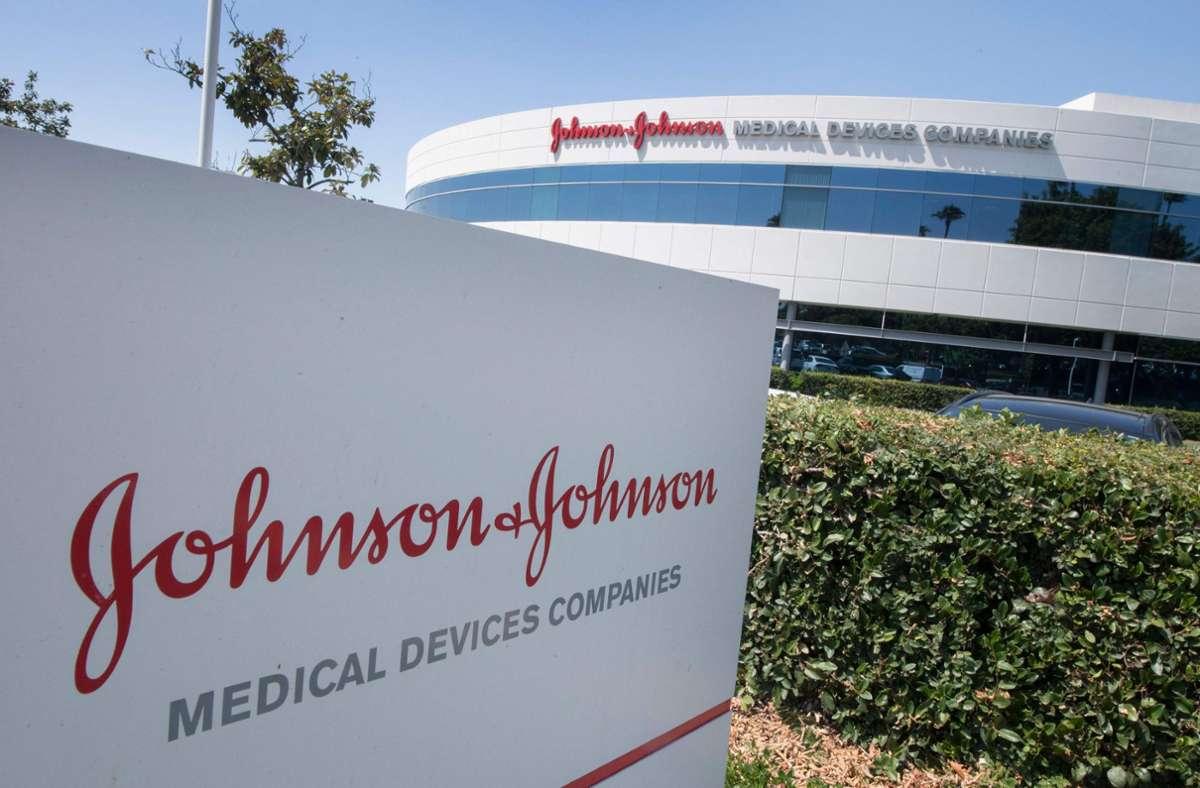 Europa muss noch auf den Johnson & Johnson-Impfstoff warten. (Symbolbild) Foto: AFP/MARK RALSTON