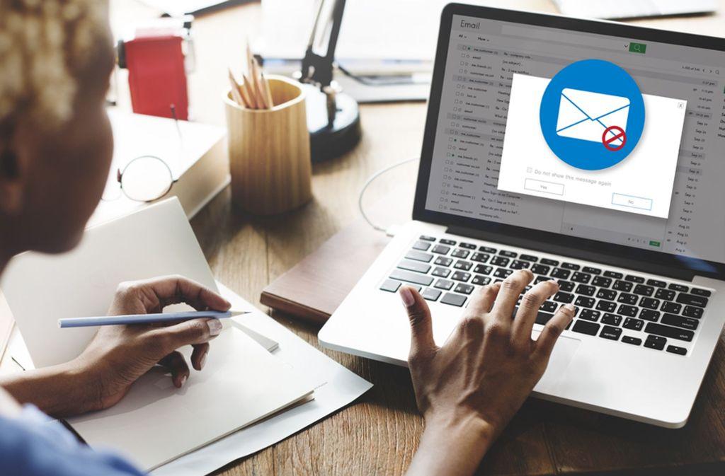 E-Mails, die angeblich von Netflix kommen, sollten derzeit mit Vorsicht behandelt werden. Foto: Shutterstock/Rawpixel.com