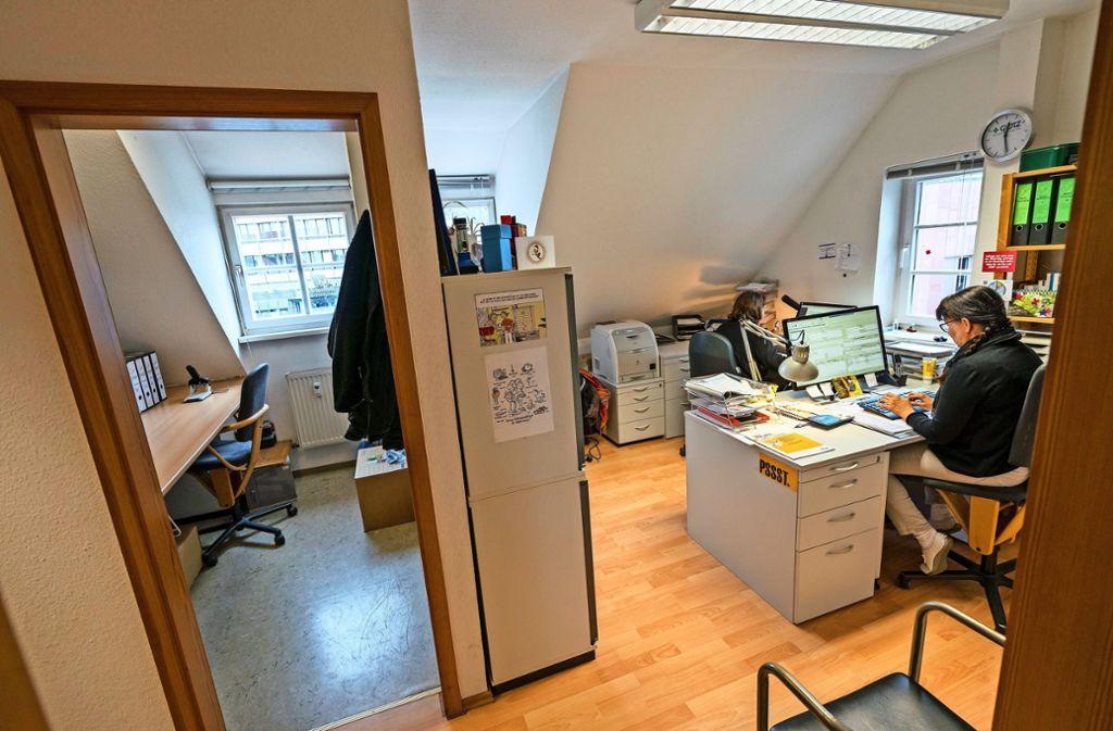 neubaupl ne in gerlingen sozialstation zieht vom rathausplatz weg landkreis ludwigsburg. Black Bedroom Furniture Sets. Home Design Ideas