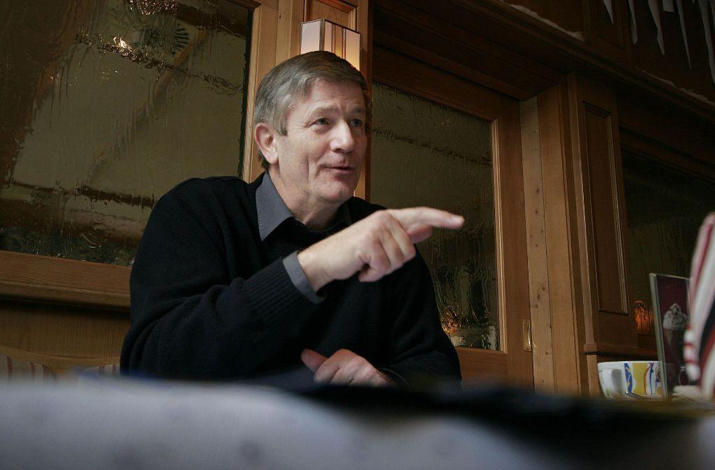 Er will es noch einmal wissen: Wolfgang Weng (74). Foto: factum/Weise