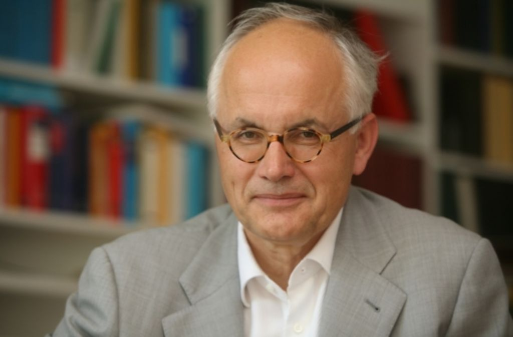 Theodor Baums fordert auch eine Offenlegung von Pensionsansprüchen. Foto: privat