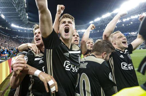 Begeisterndes Ajax schockt Juventus
