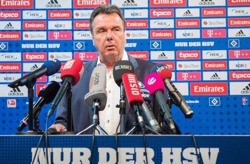 Bruchhagen fordert Punkte gegen Stuttgart