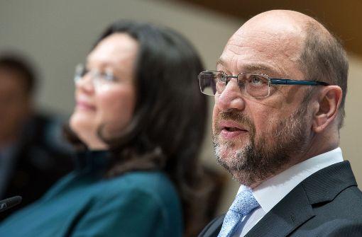 SPD will Niveau stabil halten