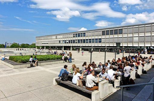 Das Studium in Ludwigsburg boomt