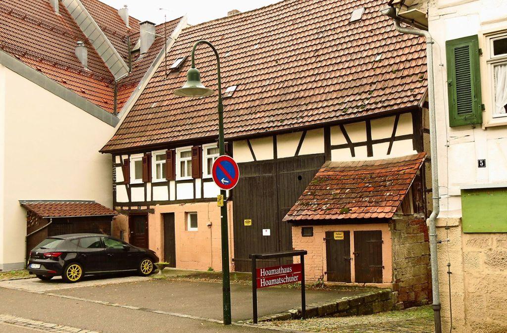 Das ehemalige Bauernhaus Schafgartenstraße 3 soll saniert werden. Foto: Otto-H. Häusser