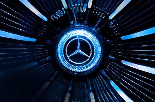 Daimler glänzt mit hohem Gewinn