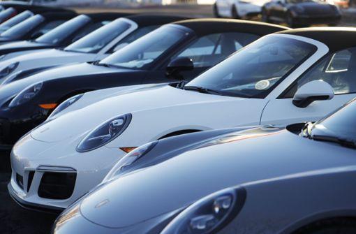 Diesel-Bußgeldverfahren jetzt auch gegen Porsche