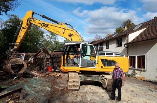 Nach 90 Jahren ist bei Holzbau Probst Schluss