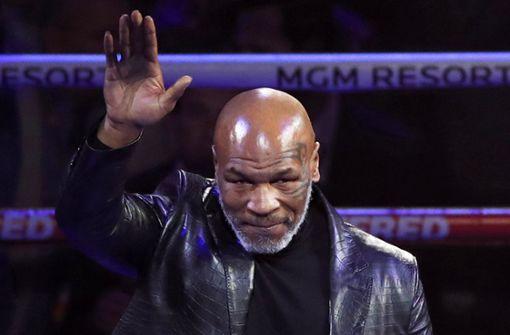 """Mike Tyson kehrt in den Ring zurück – """"weil ich es kann"""""""