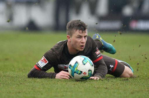 Hat der VfB Richard Neudecker auf dem Zettel?