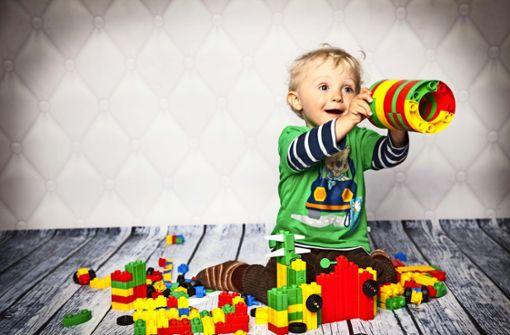 """""""Papa, ich  habe einen Legostein verschluckt"""""""