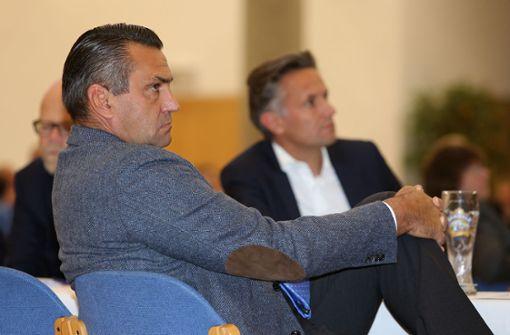 Dinkelacker geht – Lehmann neuer Aufsichtsratschef