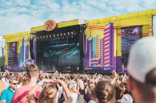 Offizielles Line-up des Festivals steht