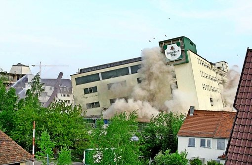 Vaihingen soll Brauereistraße bekommen
