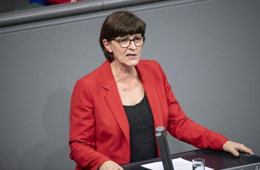 "SPD-Chefin  erringt  juristischen Erfolg gegen ""Kontraste"""