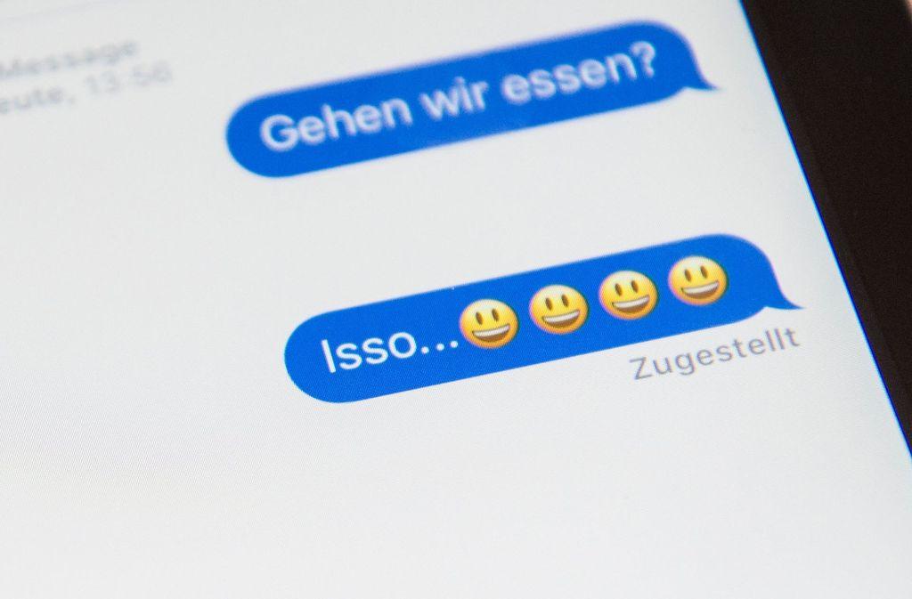 Auch das Netz verändert unserer Sprachgebrauch. Foto: dpa