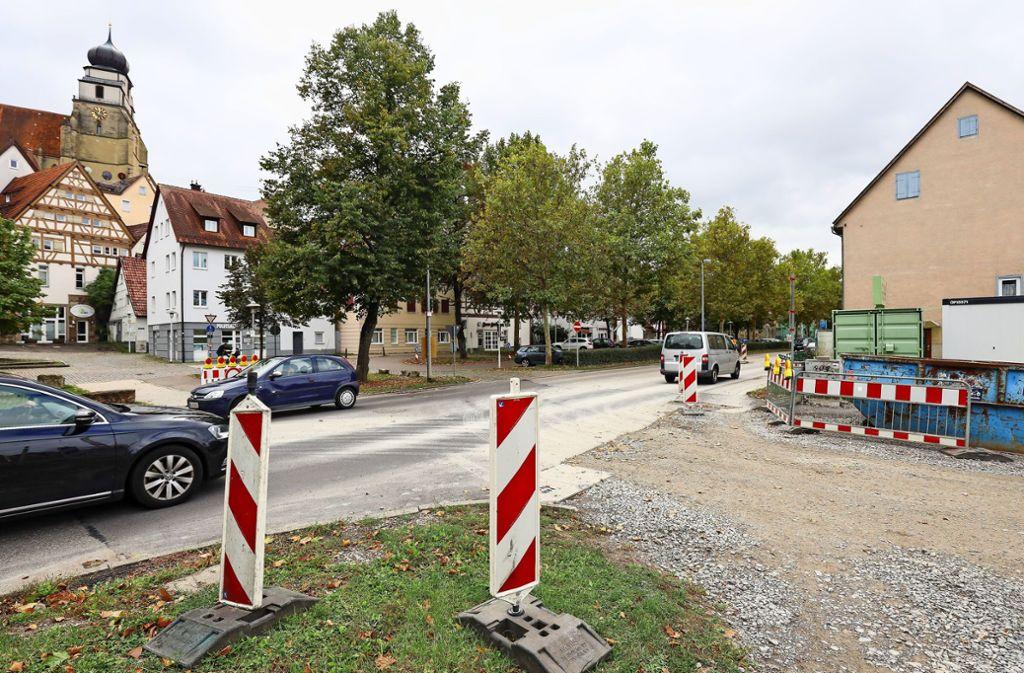 Vom nächsten Frühjahr an soll die Seestraße umgebaut werden. Foto: factum/Simon Granville
