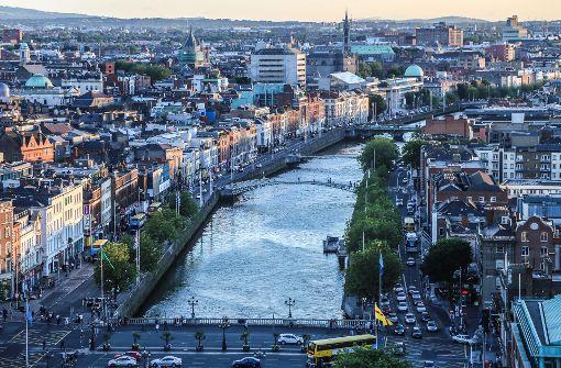 Genuss in Dublin