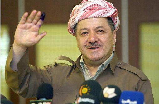 Kurdenführer Massud Barsani gibt Macht ab