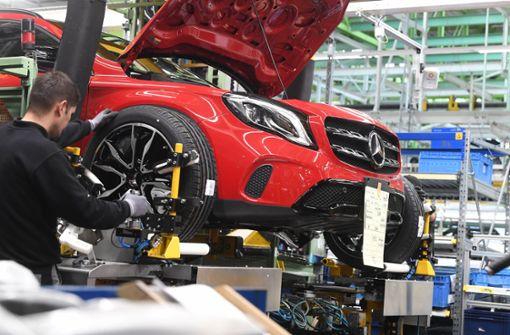 So viel zahlt Daimler seinen Mitarbeitern