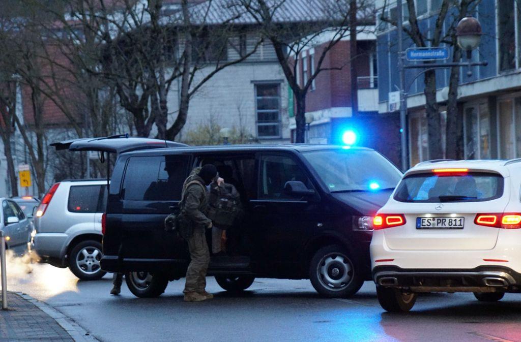 Die Einsatzkräfte wurden durch eine blutige Auseinandersetzung auf den Plan gerufen.  Foto: SDMG