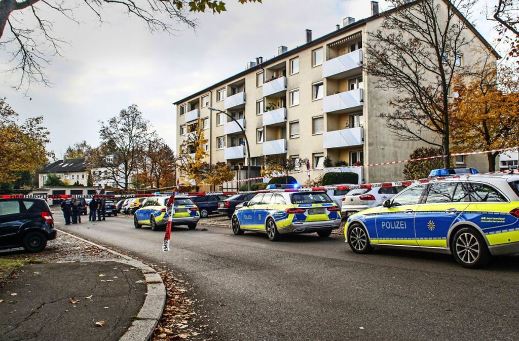 Die Polizei war  in fünf Minuten vor Ort, für das Opfer aber zu spät. Foto: SDMG