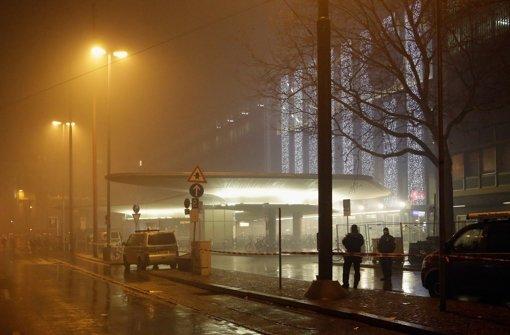 Der Bahnhof in München wurde aufgrund einer Terrorwarnung in der Silvesternacht abgeriegelt Foto: Getty Images Europe