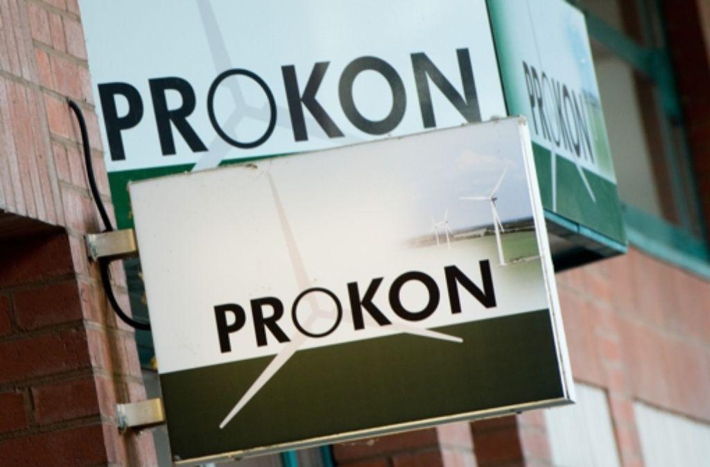 EnBW ist an Prokon interessiert. Foto: dpa