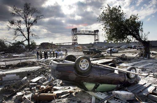 Donald Trump ruft Katastrophenfall für Louisiana aus