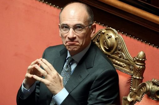 Regierungschef Letta ist offiziell zurückgetreten