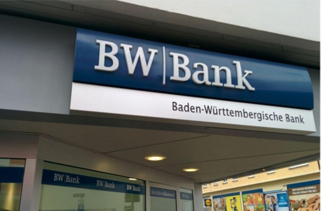 Bei der Umstrukturierung der BW-Bank will der Vizechef  Michael Horn ohne Entlassungen auskommen Foto: dpa