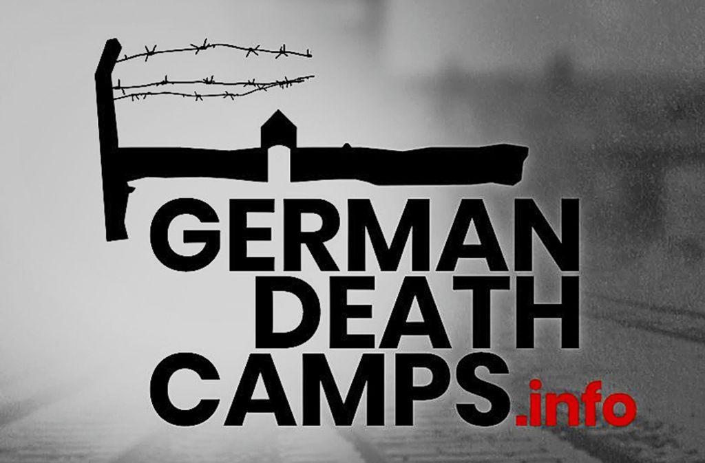 In einem Video stellt Polen klar, dass es sich während des Zweiten Weltkrieges um von den Nazis betriebene Konzentrationslager handelte. Foto: Screenshot
