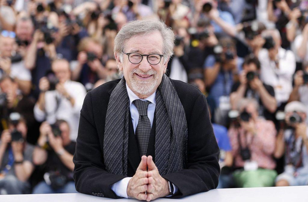 Steven Spielberg Foto: dpa