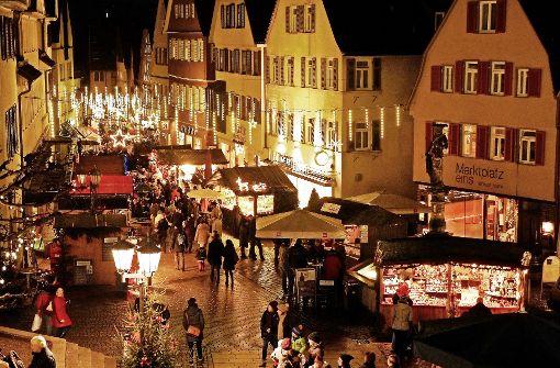 Von der Altstadt zur Adventsmeile