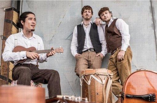 Das Geheimnis der Straßenmusiker