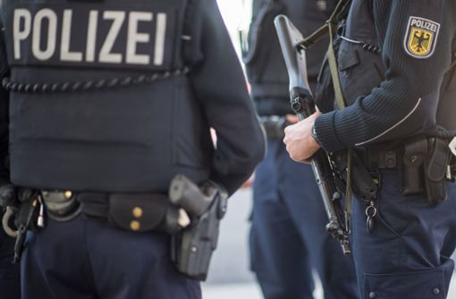 Fußballfans in Frankfurt festgenommen