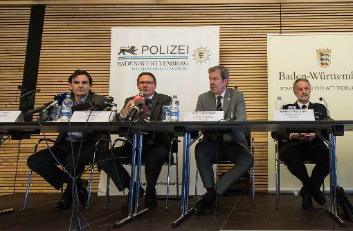 Polizei prüft Umfeld des Verdächtigen