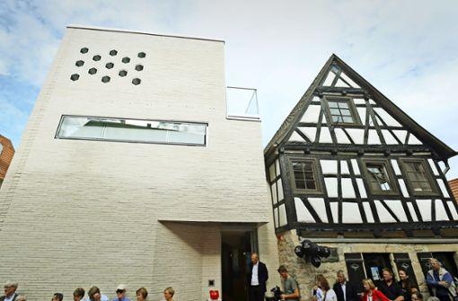 Das Tobias-Mayer-Museum ist eröffnet