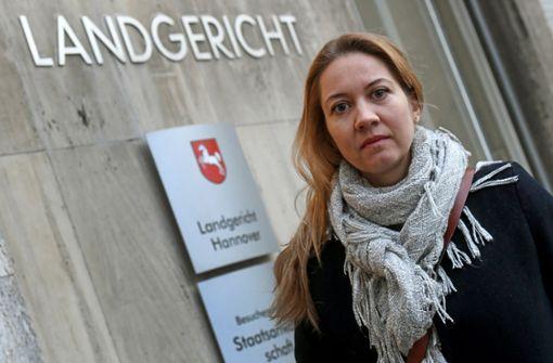 Mutter hofft auf gemeinsame Ausreise nach Deutschland