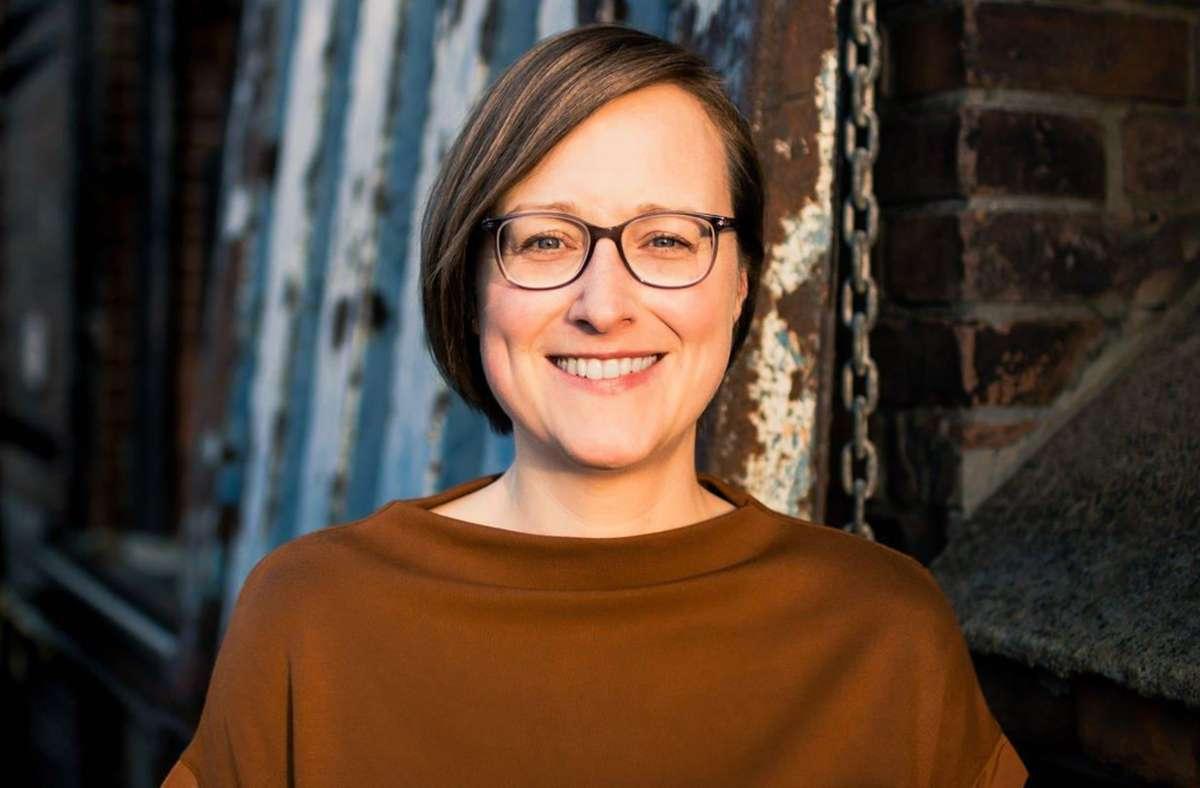 Christina Elmer lehrt und forscht an der TU Dortmund zum Datenjournalismus. Foto: privat/Elmer